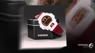 як налаштувати годинник casio g-shock protection
