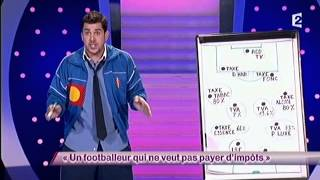 Artus [23] Un footballeur qui ne veut pas payer d'impôts #ONDAR