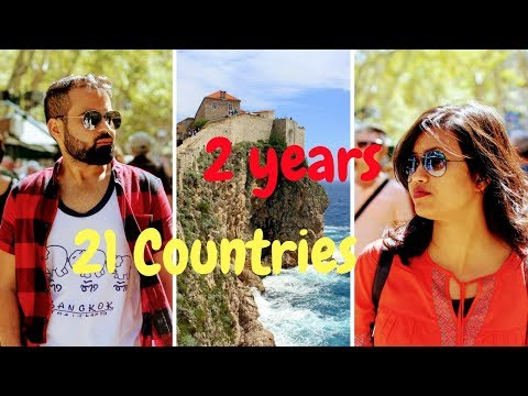 2 Years 21 Countries | Europe Travel | Let me Roam