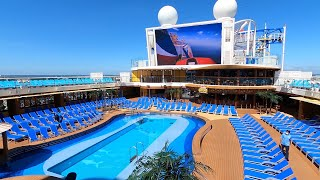 Sneak Peek at Carnival Cruise Line's Newest Ship Mardi Gras