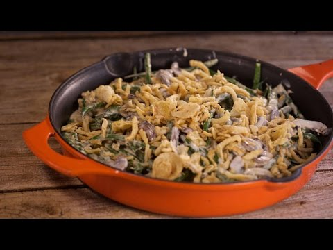 Learn How To Make Green Bean Casserole Without An Oven