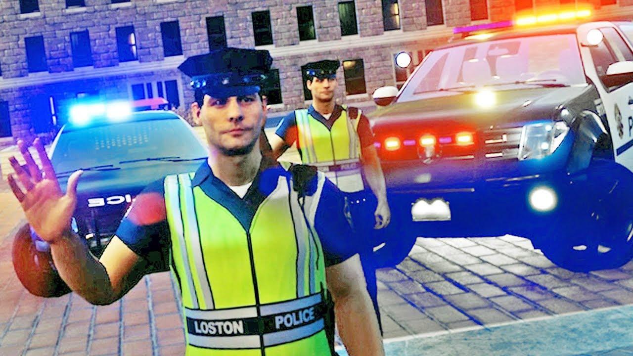 Officer Down! | Police Simulator: Patrol Duty Multiplayer