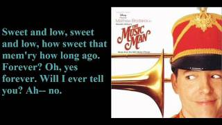 Lida Rose/Will I Ever Tell You-The Music Man