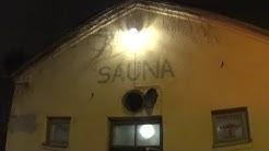 The Oldest Public Sauna Rajaportin // En Eski Halk Saunası Rajaportin - Tampere, Finlandiya