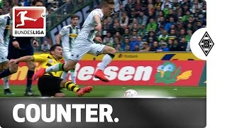 Video Gol Pertandingan Borussia Monchengladbach vs Borussia Dortmund