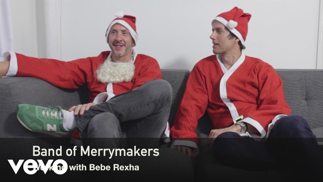 band of merrymakers on working with bebe rexha youtube. Black Bedroom Furniture Sets. Home Design Ideas