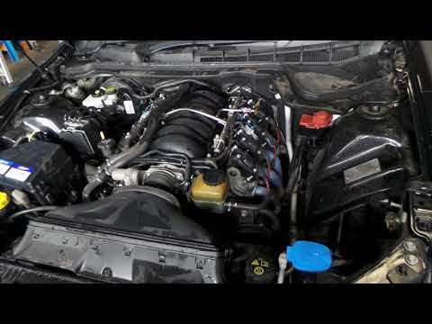 HOLDEN COMMODORE L98 ENGINE 107806 KMS T2097