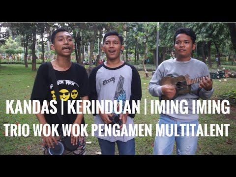 Pengamen Sombong | Trio Wok Wok Cover Dangdut Udah Cocok Masuk Tv Nih Pengamen Biar Lebih Mantul😂