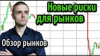 Новые риски для рынков Новые локдауны Коронавирус Обзор рынков