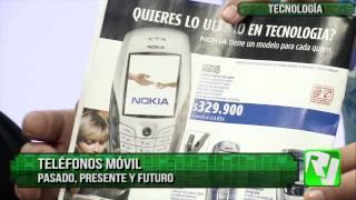 RJUGADOS TECNOLOGIA TELEFONOS MOVIL, PASADO, PRESENTE Y FUTURO-TELÉFONOS CON PANTALLA FLEXIBLE-