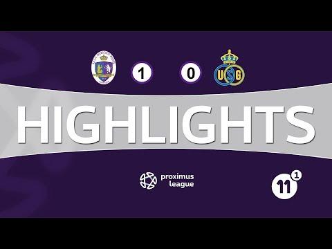 Highlights NL / Beerschot Wilrijk - Union Saint Gilloise / 31/08/2018