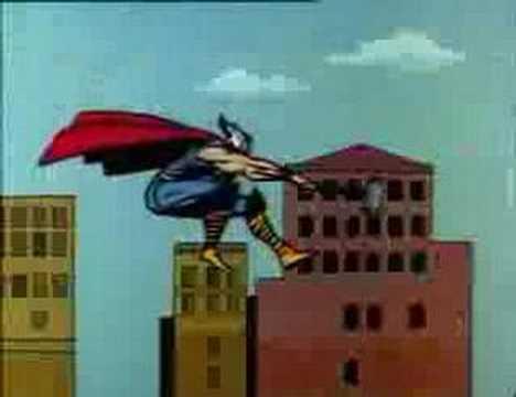 ♫ Thor ♫ (tema principal en español) - Superbanda