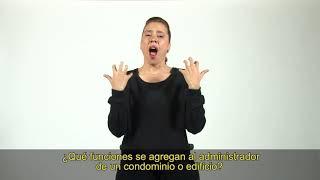 Guía legal en lengua de señas: Libre elección en telecomunicaciones