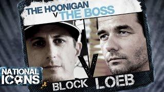RALLY CAR CLASH – Sebastien Loeb vs Ken Block