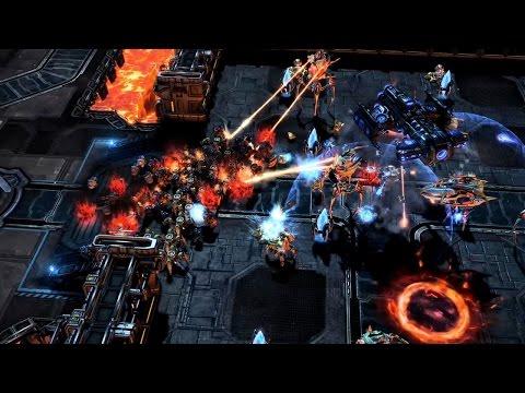 Starcraft II: Parche 3.3 (subtítulos ES)