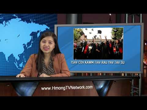 Hmong TV Network Newscast 3/1/2019 - Xov Xwm Ntiaj Teb