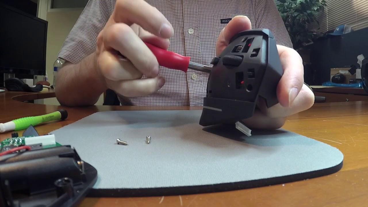 Mouse Scroll Wheel Fix