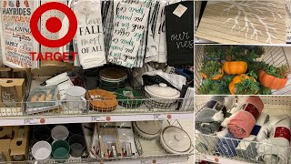 Target Dollar Spot ~ $1 To $5 Home Decor Kitchen Decor Kids Stuffs  ~ Shop With Me Fall 2019