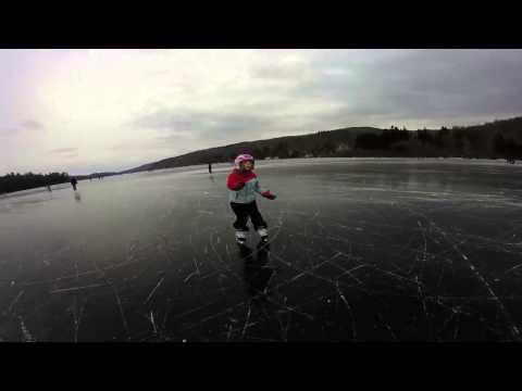 Elise Meech Lake Skate