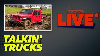 We Answer Almost All Your Questions About the Jeep Gladiator & Ford Bronco | Talkin' Trucks Ep. 40