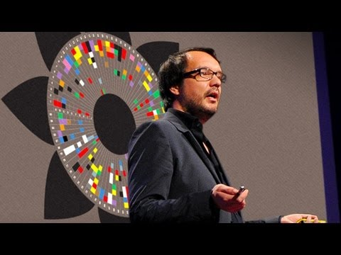 The beauty of data visualization - David McCandless