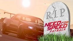KEINE Stillgelegten Autos und KEINE Updates mehr!!! - Need for Speed Payback