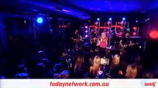 Download WISH YOU WERE HERE - AVRIL LAVIGNE - LIVE AT 2DAY FM ROOFTOP AUSTRALIA MP3 song and Music Video