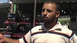 Descente dans un tunnel de contrebande entre Gaza et l'Egypte