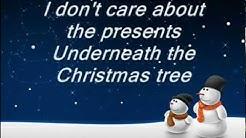 Mariah Carey - *All I Want For Christmas Is You* + Lyrics (HD)