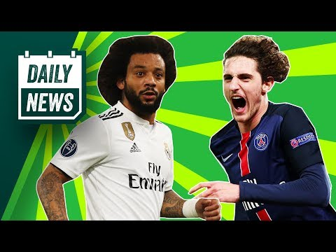 Real Madrid want Ajax defender, Rodgers leaves Celtic + Marcelo to Juventus? ►Onefootball Daily News