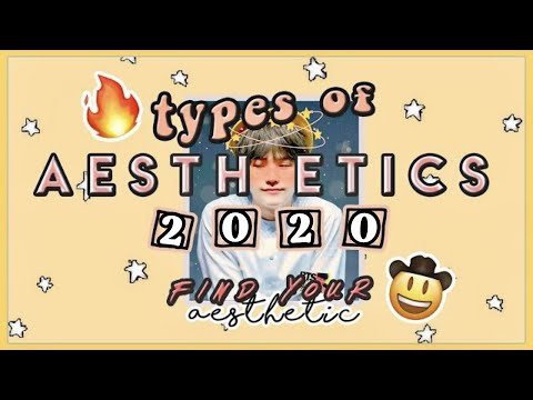 Types Of Aesthetics // FIND YOUR AESTHETIC ✨ 2019