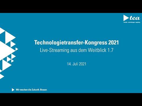 Technologietransfer-Kongress I Tag 2 I kompletter Stream