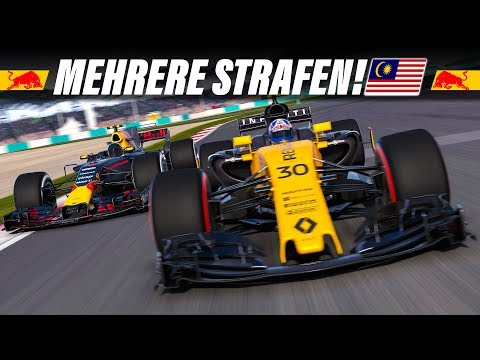 F1 2017 KARRIERE S4E15 – Kuala Lumpur, Malaysia GP | Let's Play Formel 1 4K Gameplay German