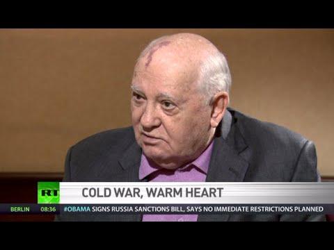 Mikhail Gorbachev: America needs a Perestroika