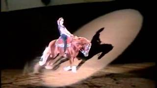 "2011 Ariat Kentucky Reining World Cup ""Get Up."""