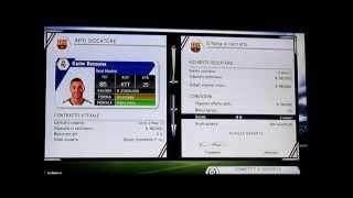 TRUCCO FIFA 14\FIFA 15 COME COMPRARE A 0 UN GIOCATORE NELLA CARRIERA