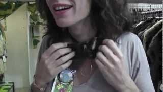 Rendez-vous à Paris : Anne Depetrini chez Hippy Market