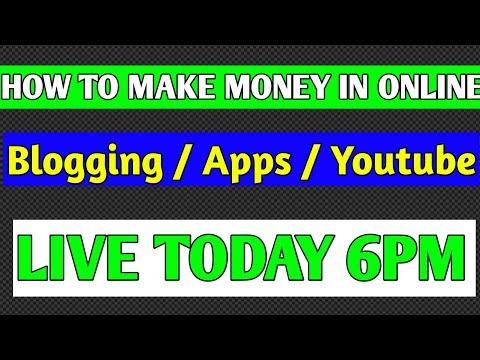 How To Earn Money In Online Telugu MDR INFO TECH