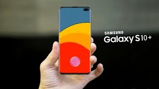 Samsung Galaxy S10 - Hands-On Leaked Image