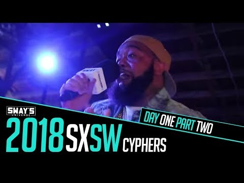 Sway In The Morning 2018 SXSW Cypher Day 1 Part 2