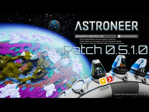 Astroneer (Game Preview) Alpha 0.5.1.0 - #10 - Increasing power production