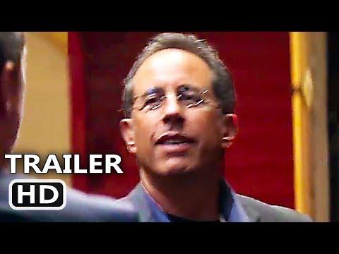 HUGE IN FRANCE Official Trailer (2019) Gad Elmaleh, Netflix Comedy Movie HD