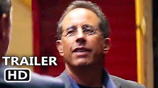 HUGE IN FRANCE Official Trailer (2019) Jerry Seinfield, Netflix Comedy Movie HD