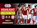Than Quang Ninh Ho Chi Minh Goals And Highlights
