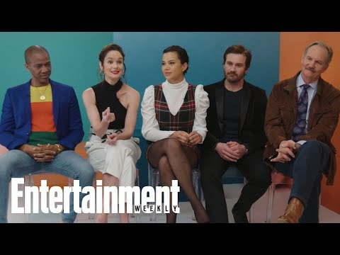 ''Council Of Dads'' Cast Says ''Just Wait'' For What''s Coming | Entertainment Weekly