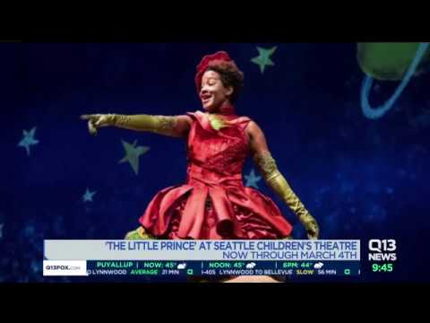 """See """"The Little Prince"""" at the Seattle Children's Theater"""