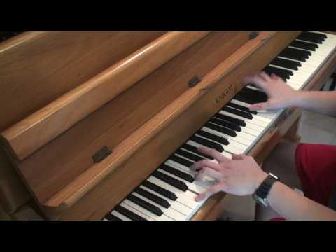 Sean Kingston - Fire Burning On The Dance Floor Piano by Ray Mak