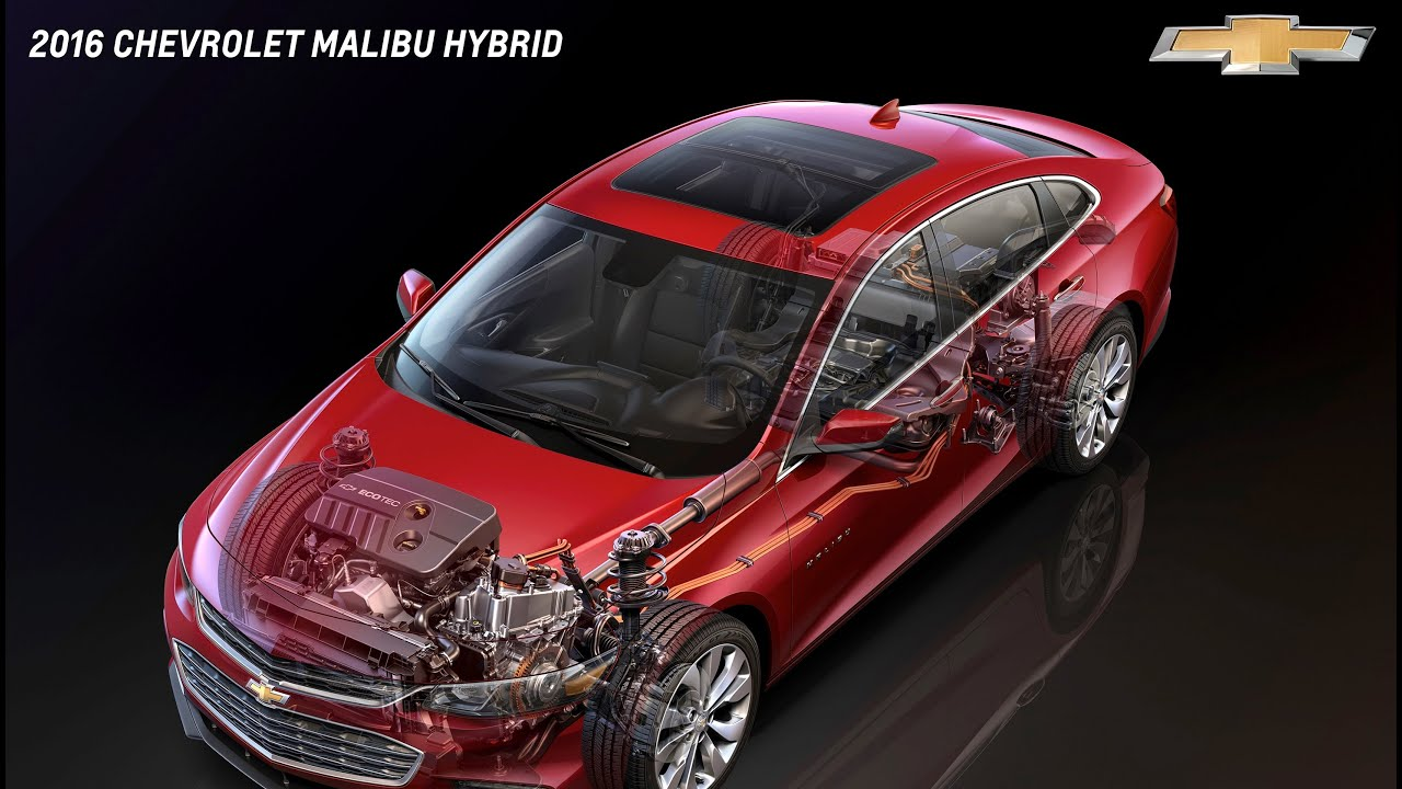 2016 Chevy Malibu Hybrid Review Test Drive How Eghr Works