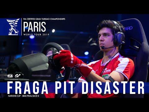 Fraga Pit Disaster - Race Two Highlights - #FIAGTC Paris World Tour thumbnail