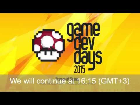 GameDev Days - Learning Games Track (day 1)